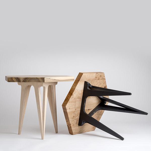 Stoły i stoliki drewniane