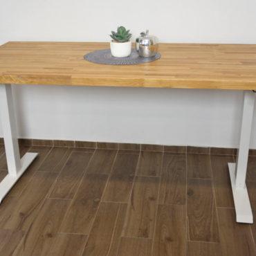 biurko z regulacją wyskokości